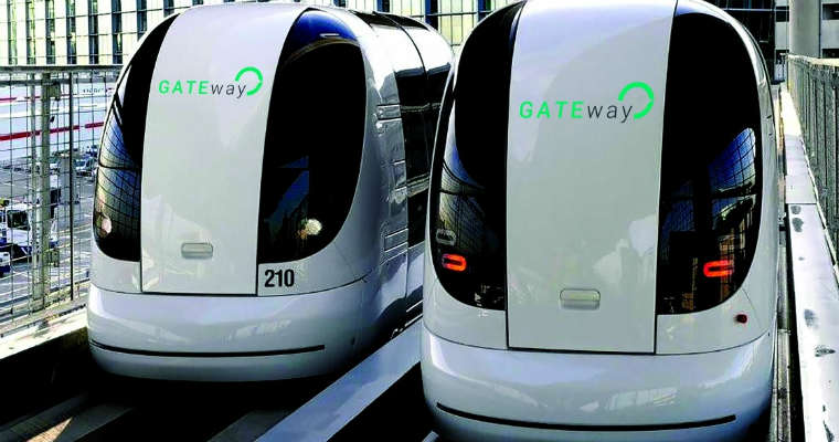 Autonomiczne pojazdy GATEway mają zadebiutować w Londynie latem 2016 r. Fot. Gateway