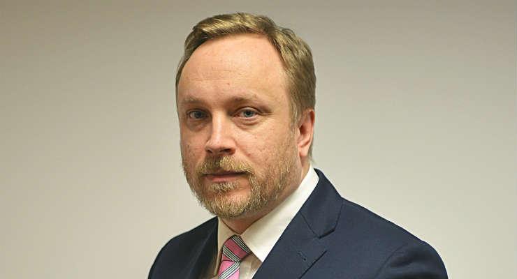 Łukasz Zboralski, redaktor naczelny portalu brd24.pl Fot. Włodzimierz Wasyluk