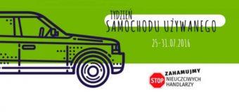 Pod patronatem brd24.pl: Tydzień Samochodu Używanego