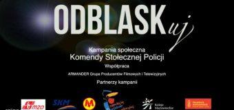 Stołeczna policja rusza z kampanią o odblaskach – ODBLASKuj