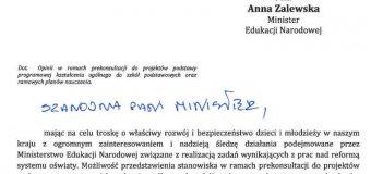 Warszawski WORD apeluje do MEN w sprawie reformy: historyczna szansa poprawy bezpieczeństwa