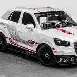 Audi Q2 deep learning concept. Fot. materiały prasowe