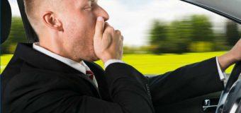 Mniej niż 5 godzin snu to takie samo ryzyko wypadku jak jazda po pijanemu