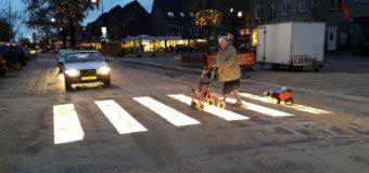 Świecąca zebra dla pieszych. Koniec z doświetlaniem przejść?