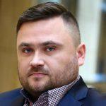 Łukasz Hećman, prawnik Fot. archiwum