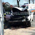 Wypadek w Dusznikach. Źródło: szamotuly.policja.gov.pl