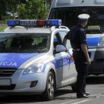 Radiowóz policji Fot. CC ASA 4.0
