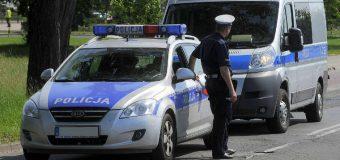 Radiowóz policji potrącił dziecko na przejściu dla pieszych w Zawierciu