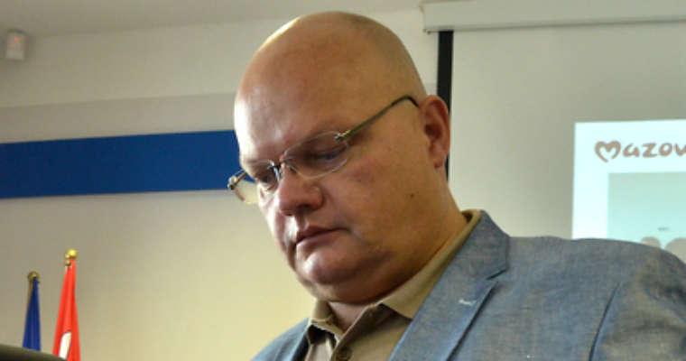 Dariusz Marek Szczygielski, dyrektor WORD w Warszawie. Fot. Joanna Czechowicz-Bieniek/UM Województwa Mazowieckiego
