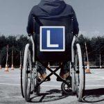 Godzina jazdy na wózku - kampania o bezpieczeństwie młodych kierowców. Fot. materiały kampanii