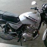 Liderem sprzedaży motocykli do pojemności 125 ccm jest w Polsce marka Romet Motors. Fot. Pibwl/CC-BY-SA-3.0