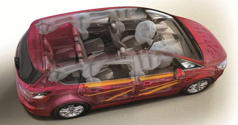 Nowy ford S-MAX. Fot. materiały prasowe