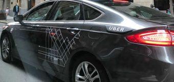Uber dużo bezpieczniejszy niż polskie taksówki?