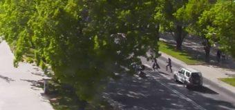 NAGRANIE: 82-latek potrącił pieszą na pasach. Czy wiemy, jak w Polsce jeżdżą seniorzy?