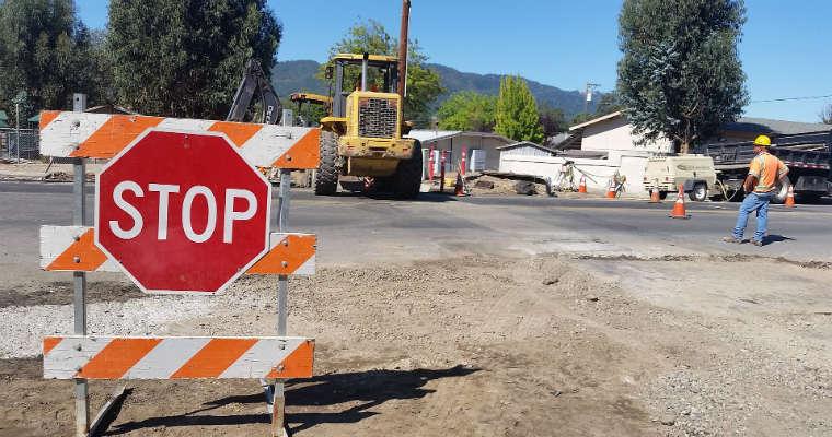 Budowa drogi. Fot. CC0