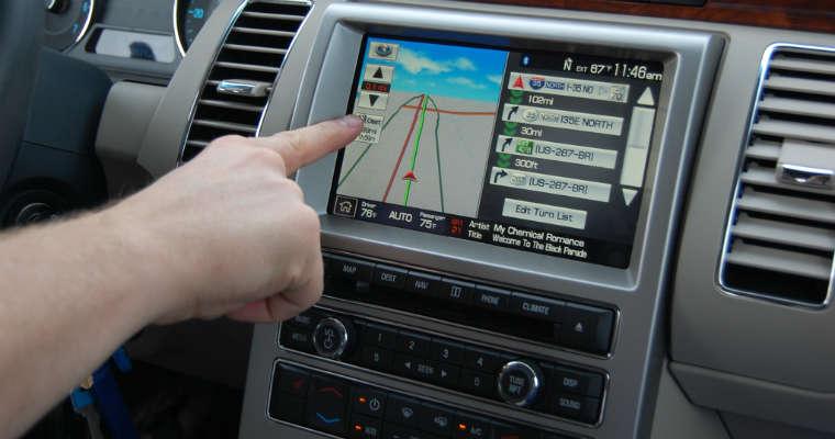 Nawigacja w samochodzie Fot. Flickr/davelam CC BY 2.0