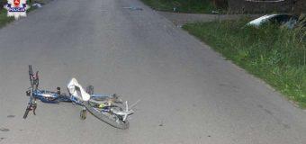 Polichna. Pijany wjechał w nastolatki na rowerach