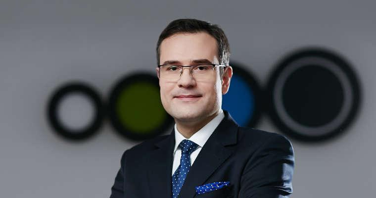 Piotr Sarnecki, dyrektor generalny Polskiego Związku Przemysłu Oponiarskiego. Fot. arch.