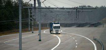Niemcy budują e-autostradę dla ciężarówek. Będzie gotowa już za rok