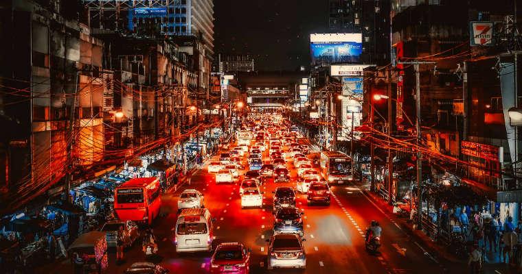 Łamiący prawo na ulicach Bangkoku muszą teraz bardziej się pilnować. Fot. pixabay/CC0