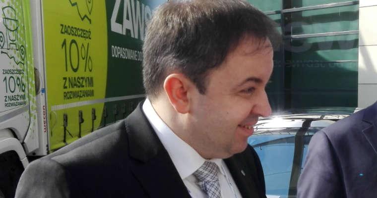 Marcin Ślęzak, dyrektor ITS. Fot. Łukasz Zboralski/brd24.pl