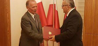 Z Orlen do MIB. Marek Chodkiewicz nowym wiceministrem odpowiedzialnym za drogi