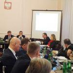 Posiedzenie Komisji Infrastruktury i Krajowej Rady BRD. Fot. brd24.pl