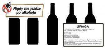 Średni czas trzeźwienia na etykiecie alkoholu? Browary: to nie jest dobry pomysł