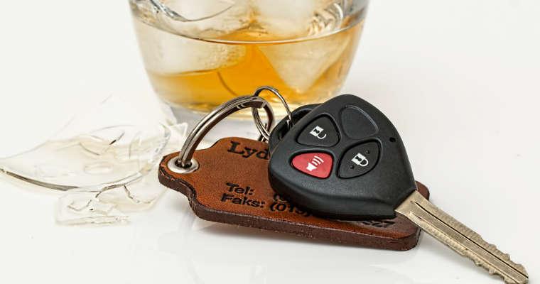 Jazda pod wpływem alkoholu. Fot. CC0