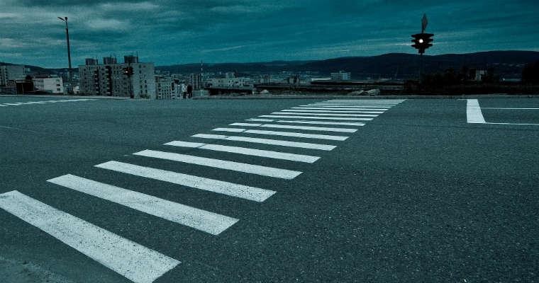 Przejście dla pieszych. Fot. CC0