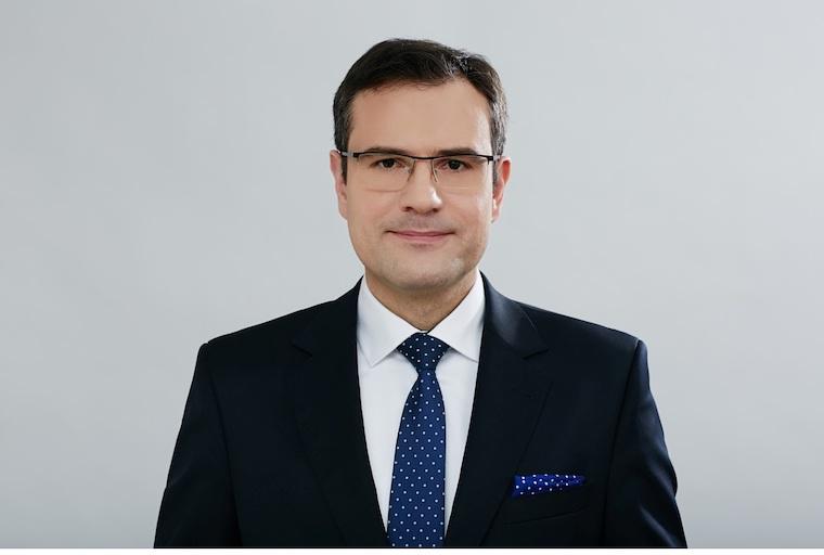 Piotr Sarnecki, dyrektor generalny PZPO. Fot. PZPO