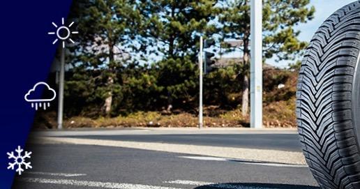 Opona całoroczna. Źródło: michelin.com