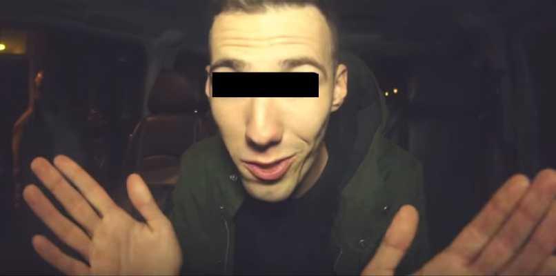 24-letni dj i producent muzyczny Dorian T. spowodował śmiertelny wypadek na drodze S3. Prowadził pod wpływem alkoholu. Źródło: YouTube