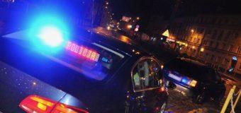 Karsy. 19-latek spowodował wypadek. Uciekł i próbował się powiesić