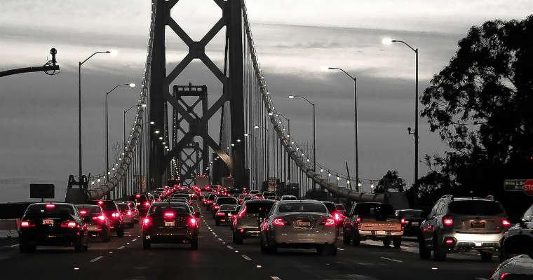 """""""Wizja Zero"""" przynosi efekty w San Francisco. W 2017 r. zginęło tam w wypadkach 20 osób - najmniej od 1915 r. Fot. CC0"""