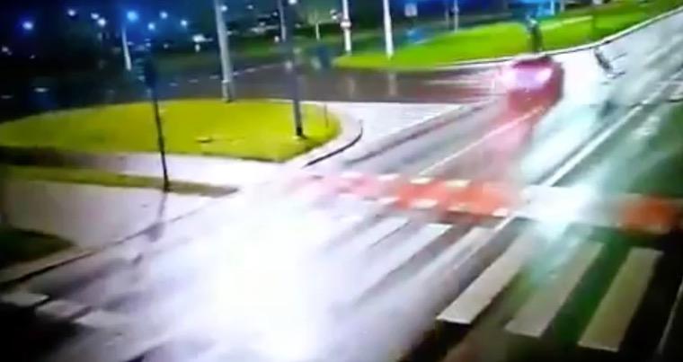 Śmiertelne potrącenie pieszych w Toruniu