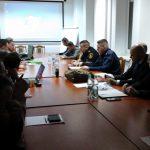 Posiedzenie Branżowej Komisji Dialogu Społecznego ds. transportu. Fot. brd24.pl