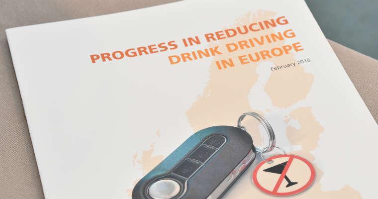Raport ETSC na temat pijanych kierowców. Źródło: ETSC