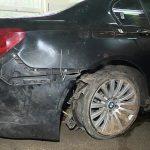 Do incydentu z limuzyną wiozącą prezydenta Andrzeja Dudę doszło 4 marca 2016 r. na autostradzie A4. Pękła prawa tylna opona. Źrodło: Wiadomości TVP