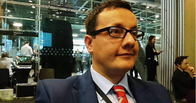 Adam Sobieraj, fundacja Drogi Mazowsza. Fot. arch.