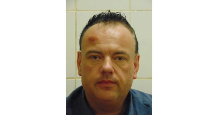 Poszukiwany przez policję Robert Blok. Fot. policja