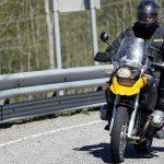 Osłona na bariery Star MC chroniąca motocyklistów. Fot. Saferoad