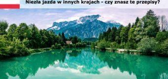 Nie kręć w Austrii, bo to dużo kosztuje