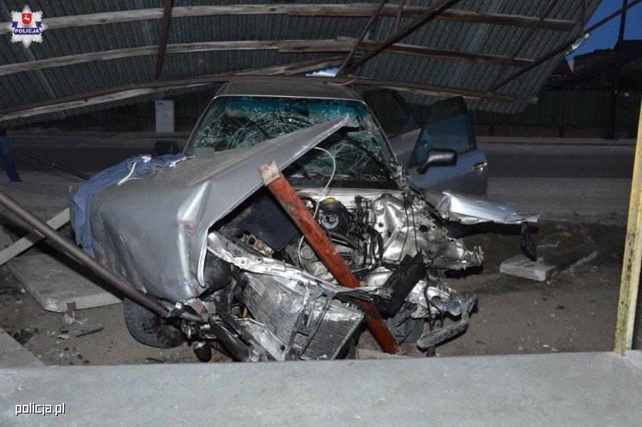Śmiertelny wypadek z pieszymi w Bigłoraju. Fot. policja