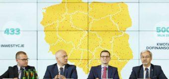 Rząd dokłada 500 mln zł na drogi samorządowe