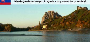 Słowackie widoki tylko na czystej szybie