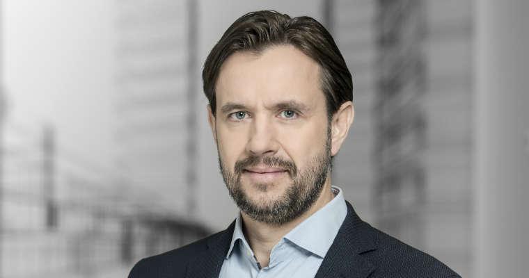 Grzegorz Bagiński, dyrektor generalny Saferoad w Polsce. Fot. Saferoad