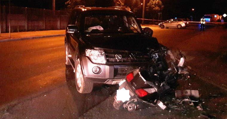 Śmiertelny wypadek w Pajęcznie. Fot. policja