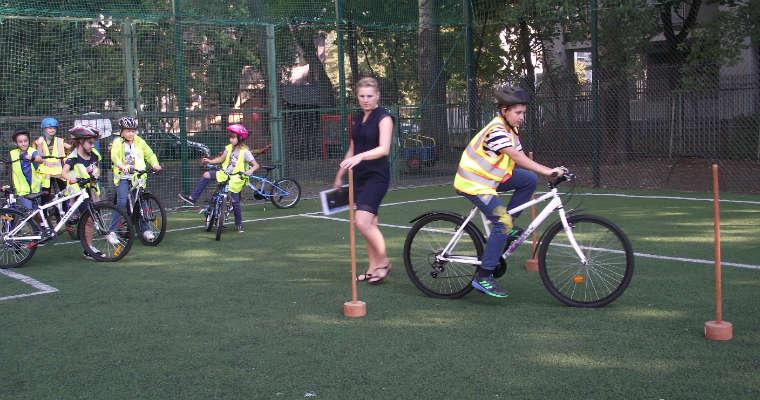 slalom_rowerowy