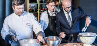 Continental pokazał różnicę między oponami zimowymi a letnimi… w kuchni